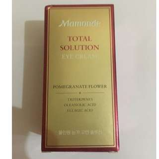 Mamonde Total Solution Eye Cream 25ml