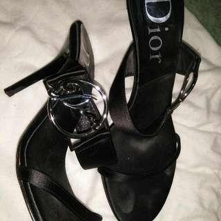 Authentic Dior Heels