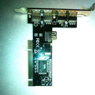 Pci USB Card For Computer