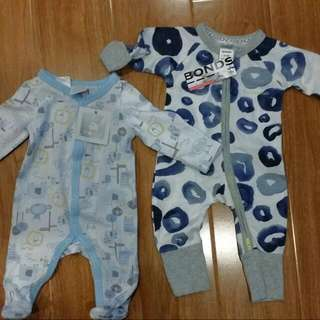 Bonds And Baby World Suits 0000