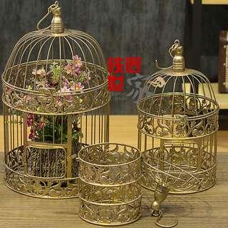 Birdcages For Wedding Decor