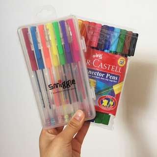 Smiggle And Faber Castell