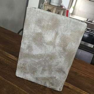 Cement Vase