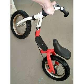 """Kettler Balance Bike RUN AIR 12.5"""" BOY."""