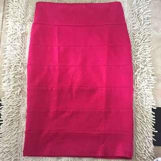 Skirt Pink Sz S