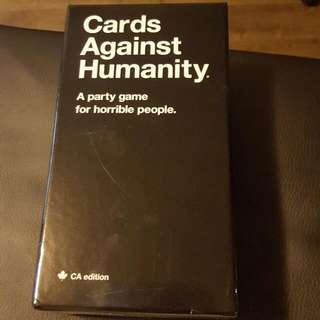 NIB Cards Against Humanity