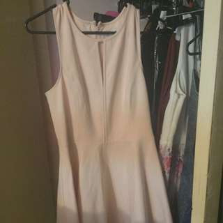 Forever New Size 10 Pink Dress