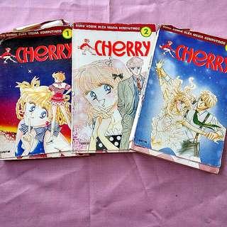 Cherry Vol. 1 - 3 (Tamat)