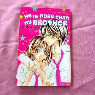 He's more than my brother - serial cantik