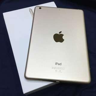iPad Mini 3 金 Wifi 16GB 極新