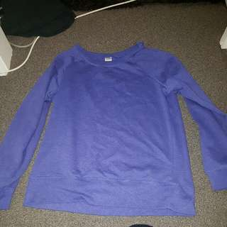 Kmart Purple Jumper