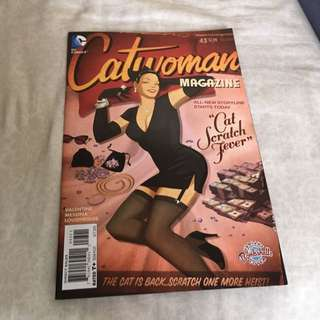 Catwoman 43 Variant