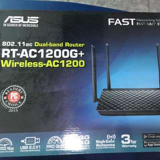 Asus RT-1200GT+ Wireless Router