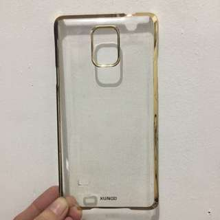 Note 4 Transparent Case