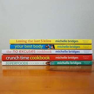 Michelle Bridges Cook Books