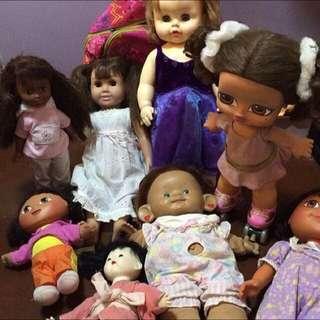 Preloved Dolls