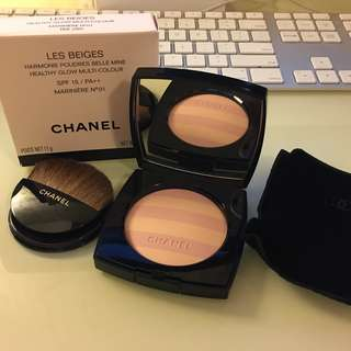 Chanel Les Beiges SPF 15 Mariniere No. 01