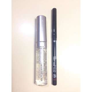 Reserved-Ever Bilena Clear Mascara And Brow Liner