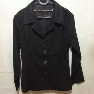 Semi Blazer Black