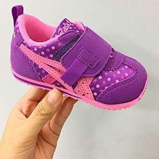 學步鞋 日本品牌asics Kid 走路鞋 3D鞋墊