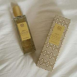 REPRICE Bodyshop - Parfume Life Is GOLD Limited Edition