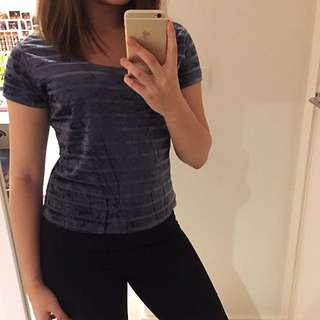 Ralph Lauren Dark Grey T-shirt