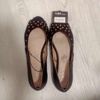 Rubi Studded Flat Shoes