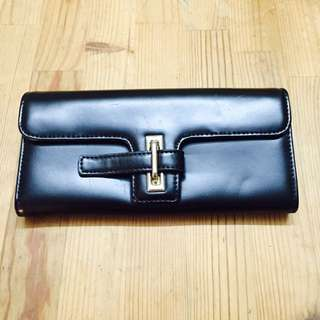 Vincci Black Purse (Authentic)