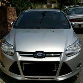 Ford Focus 2.0 Tcdi