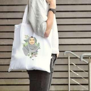 Custom Tote Bag Cnavas