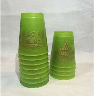 Sport Stacking Cups (Limited Edition Glow Cups)