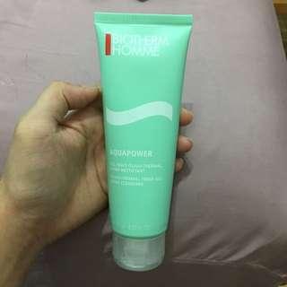 碧兒泉 男仕活泉水潔面露 Biotherm Homme 125ml