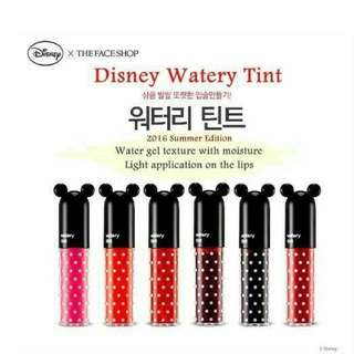 The Face Shop Disney Watery Tint