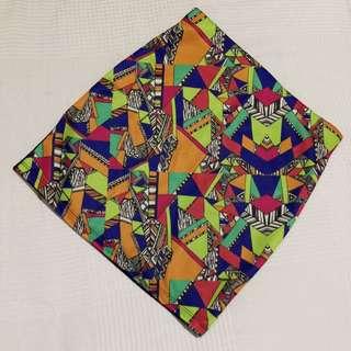 2 Way Geometrical Skirt