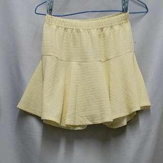 Lowrys Farm 粉黃色半截傘裙褲