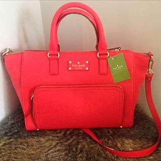 Kate Spade New York Leather Purse