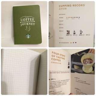 [全新正貨]Starbucks 咖啡筆記本