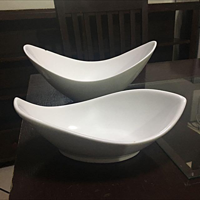 Authentic Orion Serving Dishes - 2 Pcs.