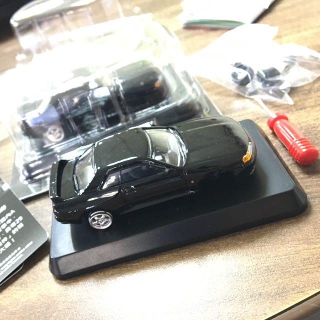 7-11 GTR玩具迴力車