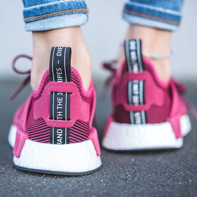 b7df47fad Adidas NMD XR1 W Unity Pink