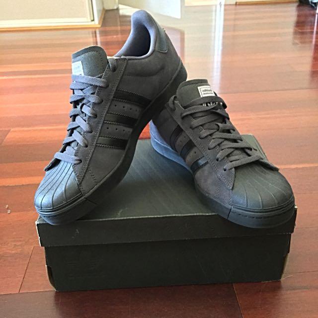 Adidas Skateboarding Suede Sneakers
