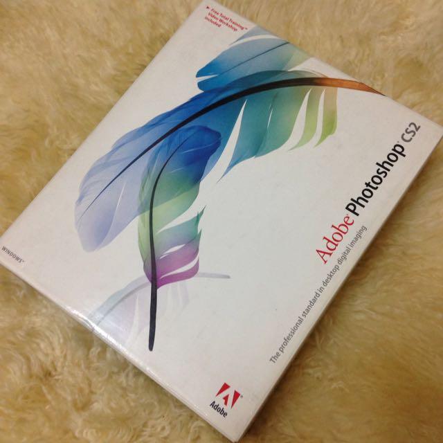 Adobe Photoshop CS2 Software (Old version)