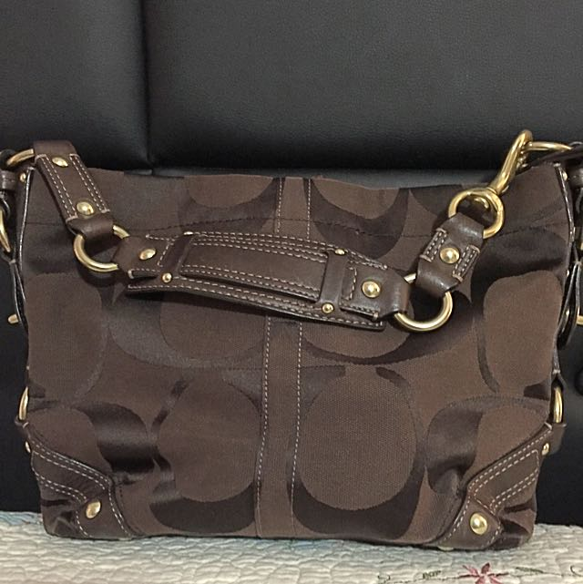 Reduced Price Authentic Coach Bag