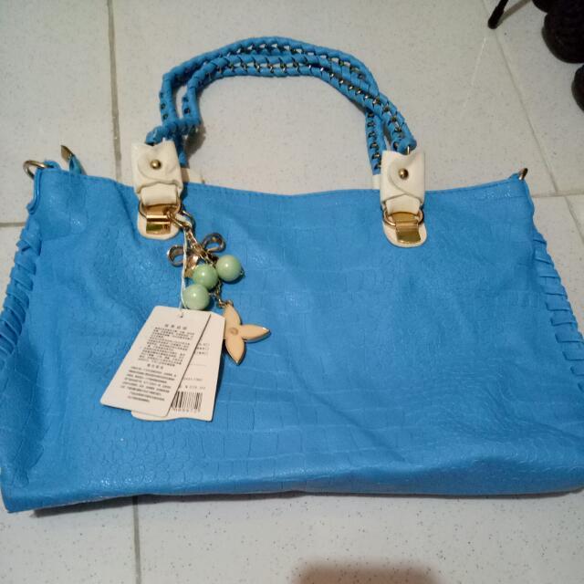 Bilaixi Leather Bag