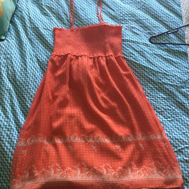 Bohemia Dress By wish