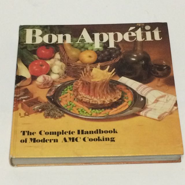 Bon Appetit AMC Cookbook