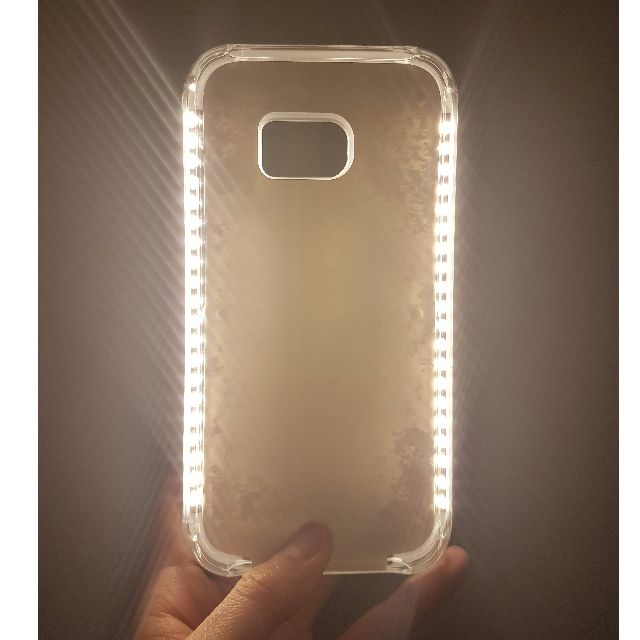 BRAND NEW LED Light up phone case for Samsung Galaxy S7 Edge