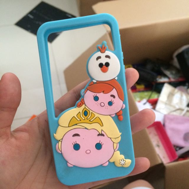 Bumper Case Iphone 5 Frozen