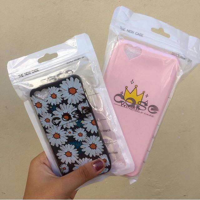 Case iPhone 5/s/SE Daisy Flower