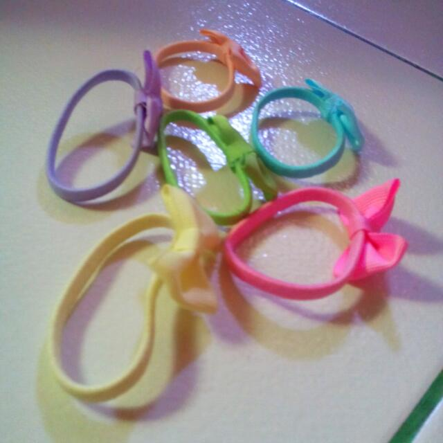 Checkybow Hair Tie